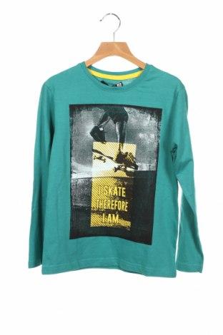 Детска блуза Losan, Размер 6-7y/ 122-128 см, Цвят Зелен, Цена 18,00лв.