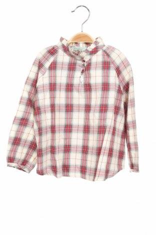 Детска блуза Nanos, Размер 3-4y/ 104-110 см, Цвят Многоцветен, 100% памук, Цена 53,72лв.