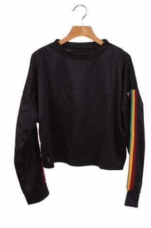 Детска блуза New Look, Размер 9-10y/ 140-146 см, Цвят Черен, Полиестер, Цена 17,28лв.