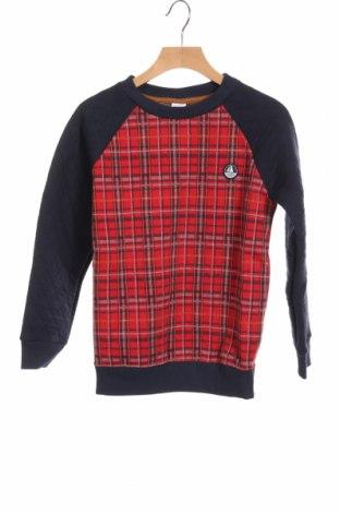 Детска блуза Petit Bateau, Размер 7-8y/ 128-134 см, Цвят Червен, Памук, Цена 46,92лв.