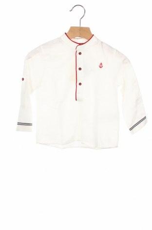 Детска блуза Pili Carrera, Размер 2-3y/ 98-104 см, Цвят Бял, Памук, Цена 41,30лв.