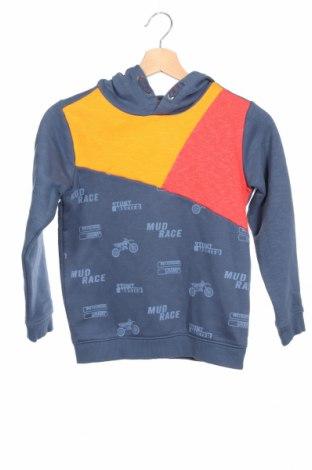 Детска блуза S.Oliver, Размер 7-8y/ 128-134 см, Цвят Многоцветен, 95% памук, 5% еластан, Цена 28,50лв.