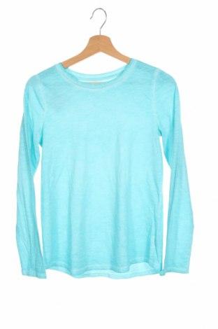 Детска блуза So, Размер 15-18y/ 170-176 см, Цвят Син, 60% памук, 40% полиестер, Цена 7,98лв.