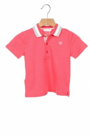Детска тениска Tutto Piccolo, Размер 18-24m/ 86-98 см, Цвят Розов, Памук, Цена 10,56лв.