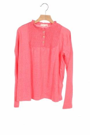 Детска блуза ZY, Размер 12-13y/ 158-164 см, Цвят Розов, 50% памук, 50% полиестер, Цена 23,80лв.