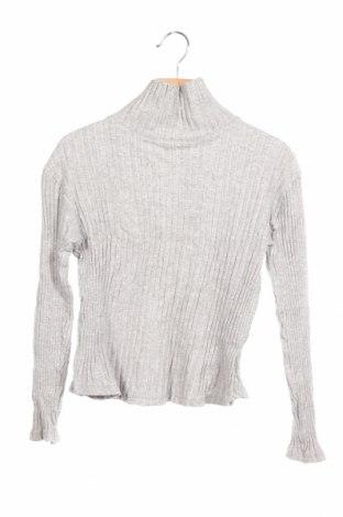 Детска блуза Zara, Размер 11-12y/ 152-158 см, Цвят Сив, Цена 8,51лв.