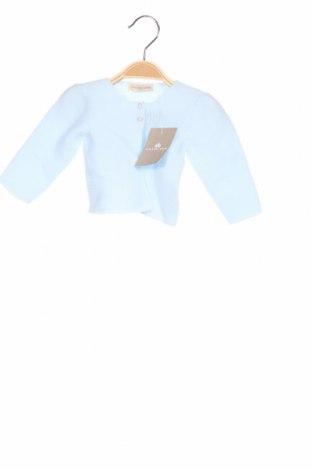 Παιδική ζακέτα Lola Palacios, Μέγεθος 9-12m/ 74-80 εκ., Χρώμα Μπλέ, Άλλα υλικά, Τιμή 25,26€