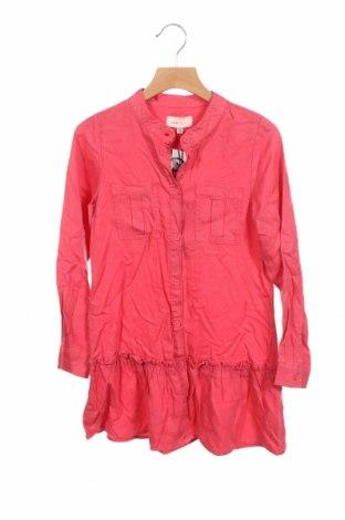 Παιδικό πουκάμισο Only Kids, Μέγεθος 6-7y/ 122-128 εκ., Χρώμα Κόκκινο, Τιμή 13,32€