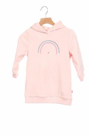 Детска рокля Billieblush, Размер 2-3y/ 98-104 см, Цвят Розов, 94% полиестер, 6% еластан, Цена 59,25лв.