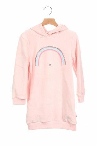 Детска рокля Billieblush, Размер 7-8y/ 128-134 см, Цвят Розов, 94% полиестер, 6% еластан, Цена 59,25лв.