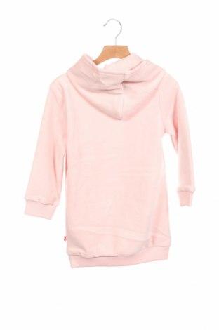 Детска рокля Billieblush, Размер 5-6y/ 116-122 см, Цвят Розов, 94% полиестер, 6% еластан, Цена 28,80лв.