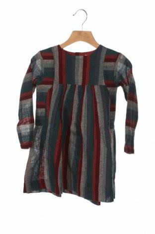 Детска рокля Gocco, Размер 3-4y/ 104-110 см, Цвят Многоцветен, Памук, Цена 46,92лв.