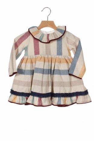 Детска рокля La Ormiga, Размер 18-24m/ 86-98 см, Цвят Многоцветен, Памук, Цена 32,45лв.
