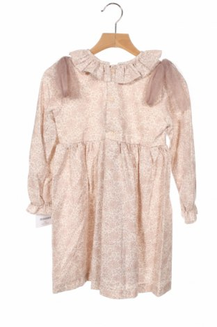 Детска рокля Lola Palacios, Размер 5-6y/ 116-122 см, Цвят Пепел от рози, 50% памук, 50% полиестер, Цена 29,50лв.