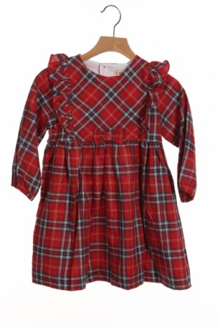 Детска рокля Lola Palacios, Размер 3-4y/ 104-110 см, Цвят Многоцветен, Памук, Цена 35,40лв.