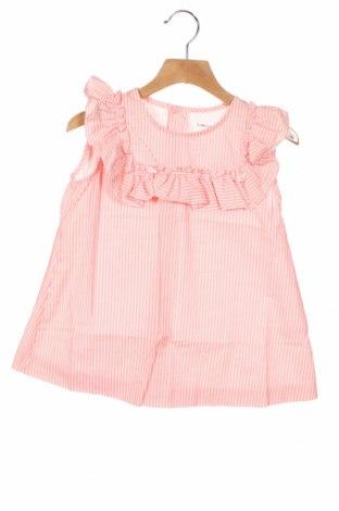 Детска рокля Lola Palacios, Размер 7-8y/ 128-134 см, Цвят Червен, Памук, Цена 44,25лв.