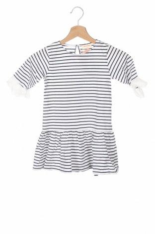Детска рокля Neck & Neck, Размер 4-5y/ 110-116 см, Цвят Син, Памук, Цена 37,95лв.