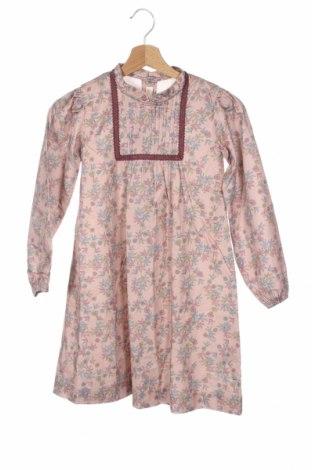 Детска рокля Neck & Neck, Размер 10-11y/ 146-152 см, Цвят Розов, Памук, Цена 46,92лв.