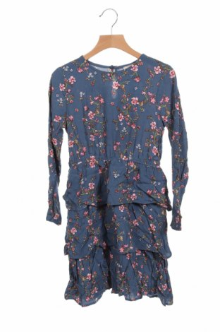 Детска рокля Only Kids, Размер 6-7y/ 122-128 см, Цвят Син, Вискоза, Цена 36,40лв.
