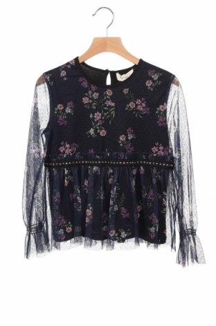 Детска блуза Twinset, Размер 7-8y/ 128-134 см, Цвят Многоцветен, Полиестер, Цена 47,40лв.