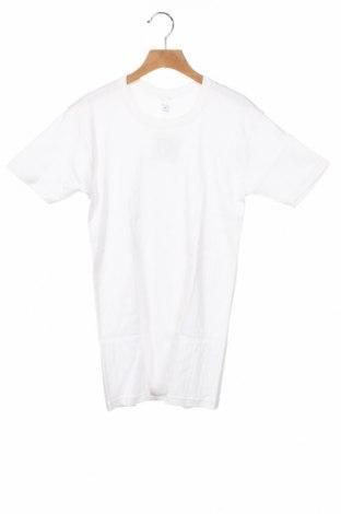 Детска туника, Размер 15-18y/ 170-176 см, Цвят Бял, 100% памук, Цена 13,20лв.