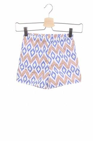 Детски къс панталон Gocco, Размер 4-5y/ 110-116 см, Цвят Многоцветен, Полиестер, Цена 4,68лв.
