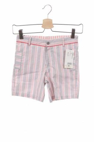 Детски къс панталон Tutto Piccolo, Размер 8-9y/ 134-140 см, Цвят Многоцветен, Памук, Цена 13,86лв.