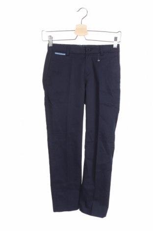 Dziecięce spodnie Hugo Boss, Rozmiar 11-12y/ 152-158 cm, Kolor Niebieski, Bawełna, Cena 258,38zł