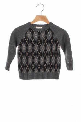 Детски пуловер Nanos, Размер 2-3y/ 98-104 см, Цвят Многоцветен, 35% вълна, 35% акрил, 30% вълна от алпака, Цена 35,97лв.