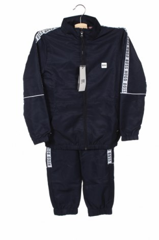 Παιδικό συνολακι Hugo Boss, Μέγεθος 6-7y/ 122-128 εκ., Χρώμα Μπλέ, Πολυεστέρας, Τιμή 57,37€