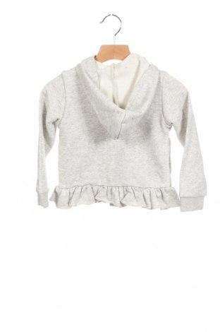 Детски суичър Billieblush, Размер 2-3y/ 98-104 см, Цвят Сив, 88% памук, 12% полиестер, Цена 44,85лв.