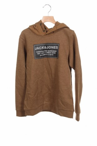 Детски суичър Jack & Jones, Размер 11-12y/ 152-158 см, Цвят Зелен, 55% памук, 45% полиестер, Цена 33,32лв.