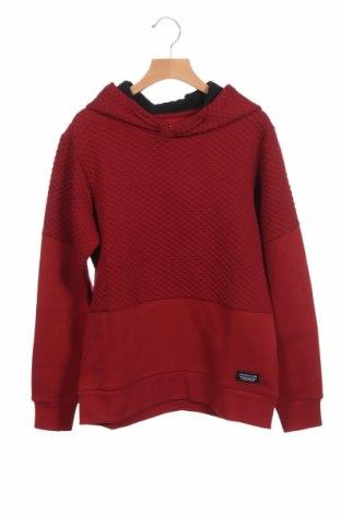 Детски суичър Jack & Jones, Размер 11-12y/ 152-158 см, Цвят Червен, 65% памук, 35% полиестер, Цена 34,30лв.