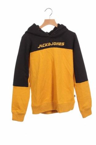 Детски суичър Jack & Jones, Размер 11-12y/ 152-158 см, Цвят Черен, 65% памук, 35% полиамид, Цена 36,75лв.
