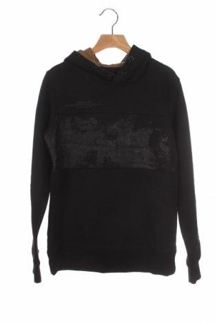 Παιδικό φούτερ Jack & Jones, Μέγεθος 11-12y/ 152-158 εκ., Χρώμα Μαύρο, 65% πολυεστέρας, 35% βαμβάκι, Τιμή 21,29€
