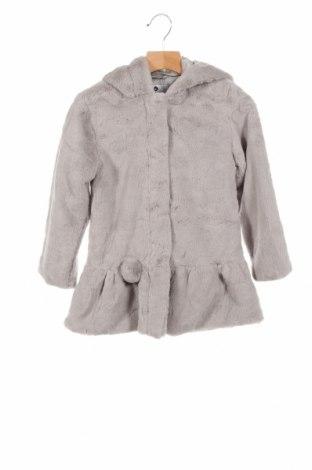Dziecięcy płaszczyk Grain De Ble, Rozmiar 3-4y/ 104-110 cm, Kolor Szary, Poliester, Cena 222,50zł