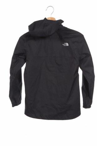 Детско спортно яке The North Face, Размер 11-12y/ 152-158 см, Цвят Черен, Полиестер, Цена 92,38лв.