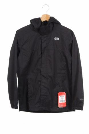 Детско спортно яке The North Face, Размер 14-15y/ 168-170 см, Цвят Черен, Полиестер, Цена 67,05лв.
