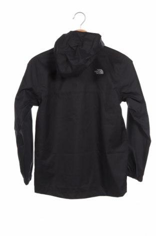 Детско спортно яке The North Face, Размер 10-11y/ 146-152 см, Цвят Черен, Полиестер, Цена 86,42лв.