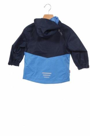 Детско спортно яке Trollkids, Размер 18-24m/ 86-98 см, Цвят Син, Полиестер, Цена 60,52лв.