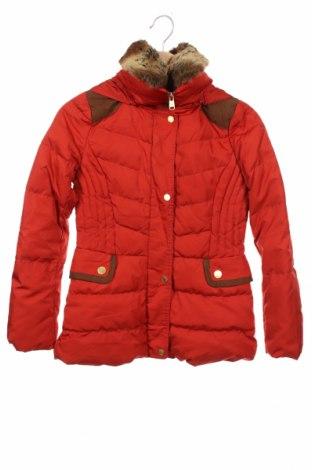 Детско яке, Размер 12-13y/ 158-164 см, Цвят Оранжев, Цена 46,37лв.