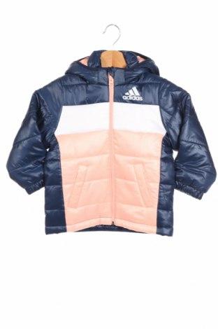 Детско яке Adidas, Размер 2-3y/ 98-104 см, Цвят Многоцветен, Полиестер, Цена 95,04лв.
