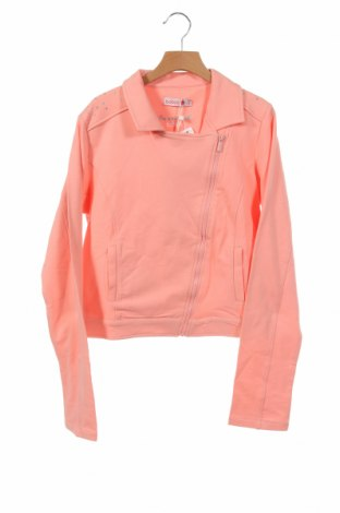 Детско яке Boboli, Размер 14-15y/ 168-170 см, Цвят Розов, 95% памук, 5% еластан, Цена 43,45лв.