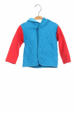 Детско яке Crafted, Размер 9-12m/ 74-80 см, Цвят Син, 74% памук, 26% полиестер, Цена 40,50лв.