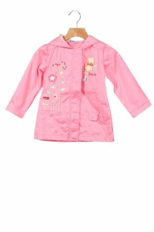 Детско яке Disney, Размер 9-12m/ 74-80 см, Цвят Розов, Полиестер, Цена 11,00лв.