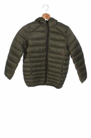 Детско яке Jack & Jones, Размер 10-11y/ 146-152 см, Цвят Зелен, Полиамид, Цена 66,75лв.