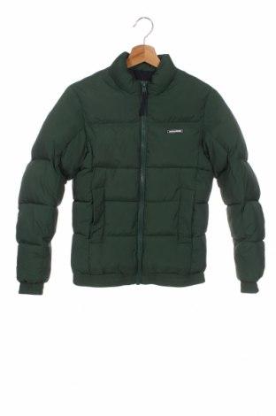 Παιδικό μπουφάν Jack & Jones, Μέγεθος 10-11y/ 146-152 εκ., Χρώμα Πράσινο, Πολυεστέρας, Τιμή 45,88€