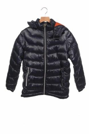 Παιδικό μπουφάν Jack & Jones, Μέγεθος 10-11y/ 146-152 εκ., Χρώμα Μπλέ, Πολυαμίδη, Τιμή 45,88€