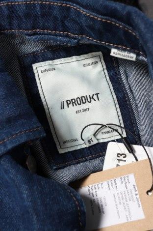 Детско яке Produkt by Jack & Jones, Размер 6-7y/ 122-128 см, Цвят Син, 100% памук, Цена 48,30лв.