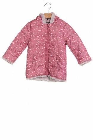 Детско яке S.Oliver, Размер 12-18m/ 80-86 см, Цвят Розов, Полиестер, Цена 63,70лв.
